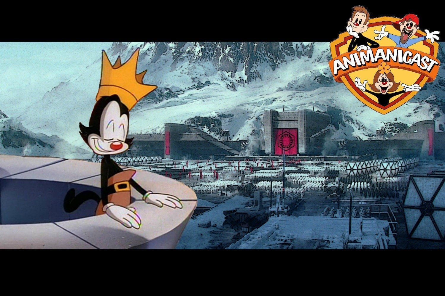 "Animanicast #10: ""King Yakko"""