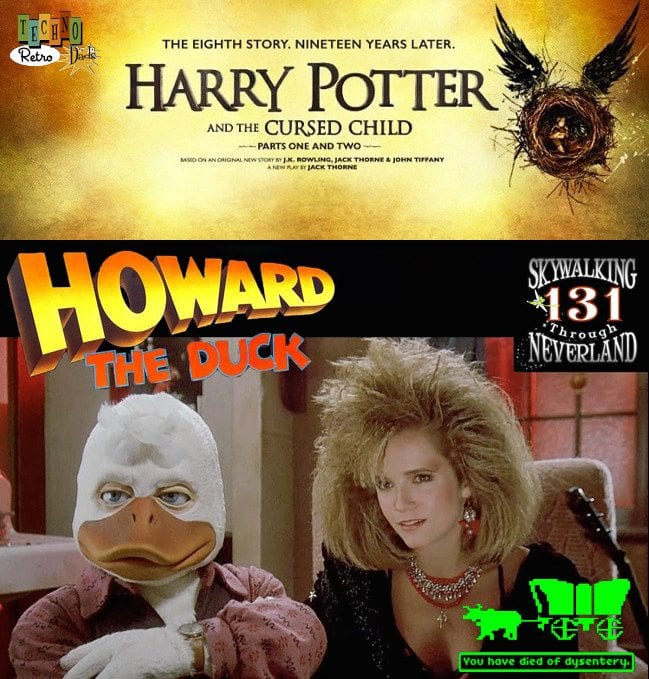 TechnoRetro Dads Howard the Duck