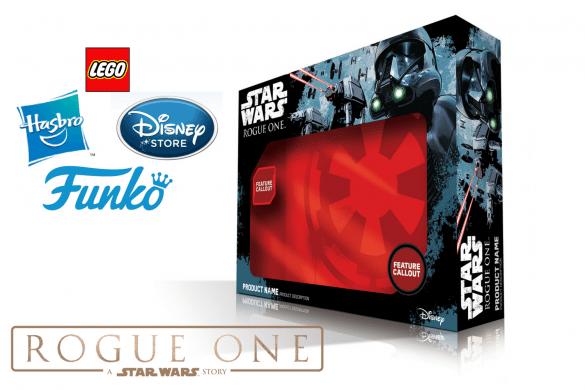 Rogue One merchandise
