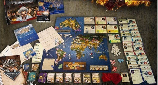 smersh bond game