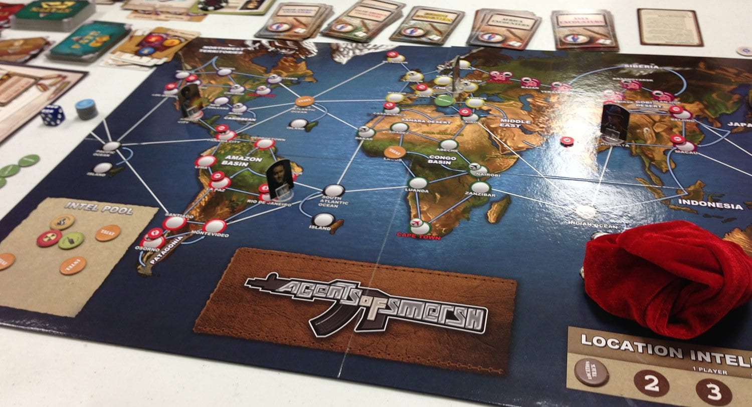 agents of smersh bond games
