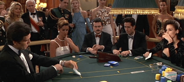 Bond baccarat Bond games