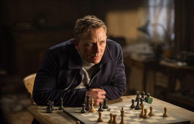 Bond chess Bond games