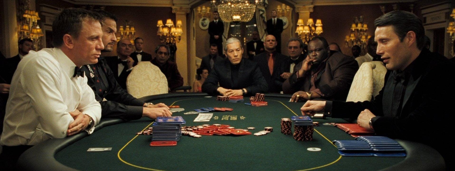 casino royale Bond games