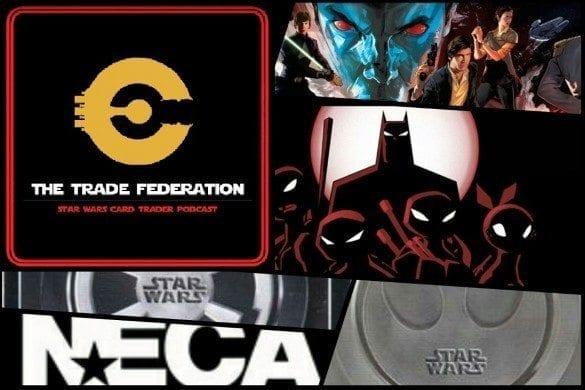 Trade Federation 72 Star Wars CCG