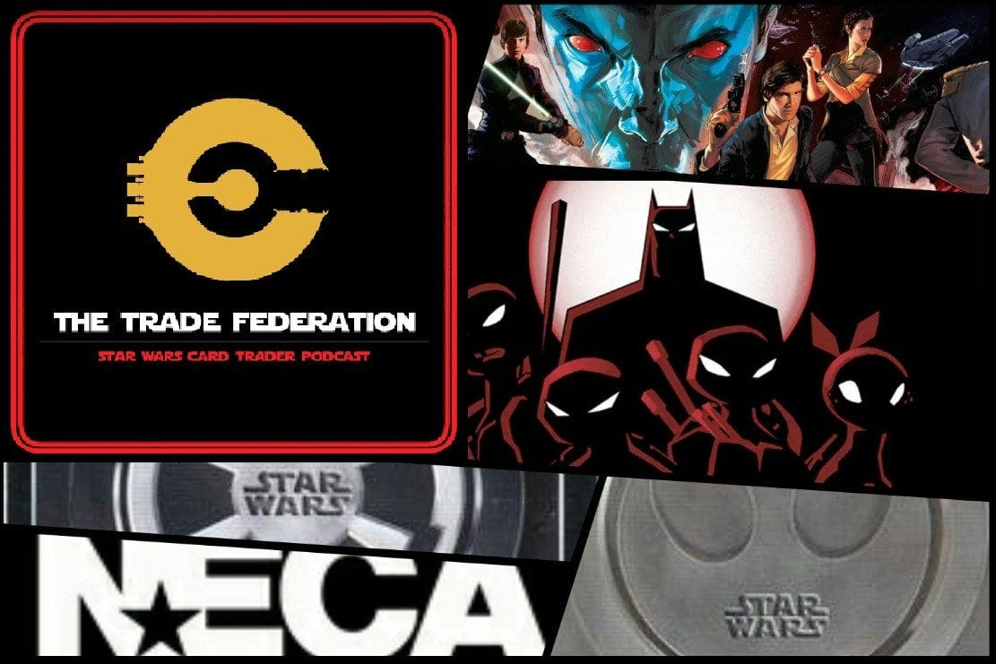 Trade Federation 72 Star Wars CCG
