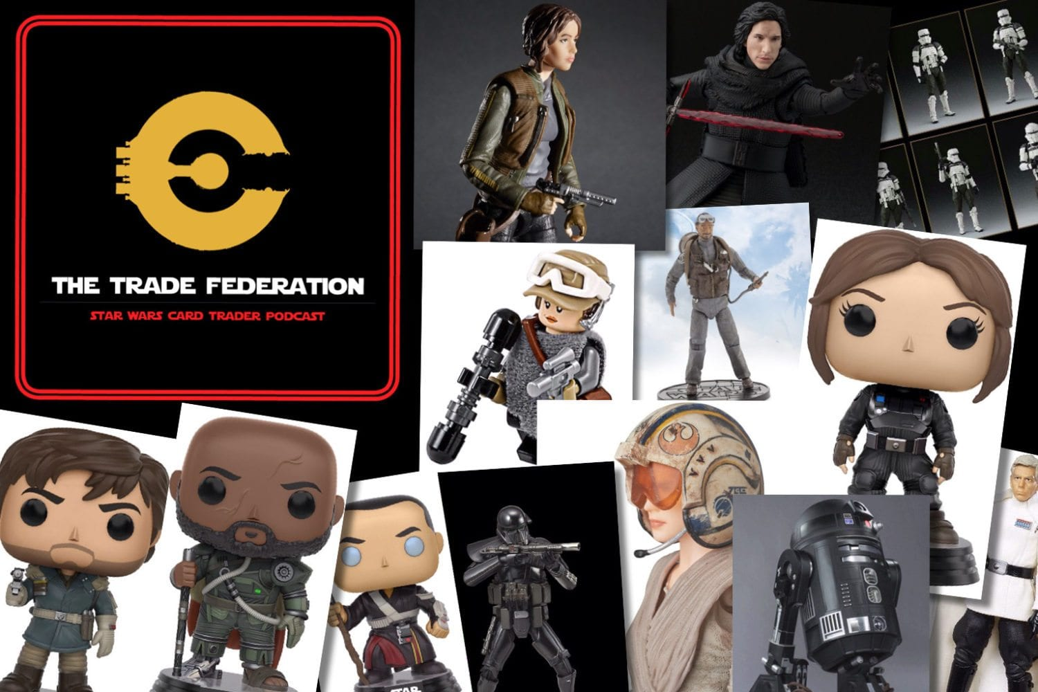 Rogue One product announcements Trade Federation Episode 70 - Rogue One