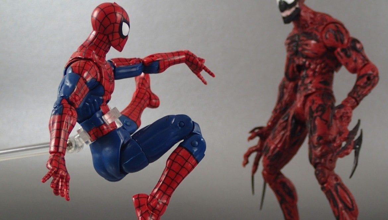 Marvel Legend Marvel Select Spider-Man Carnage