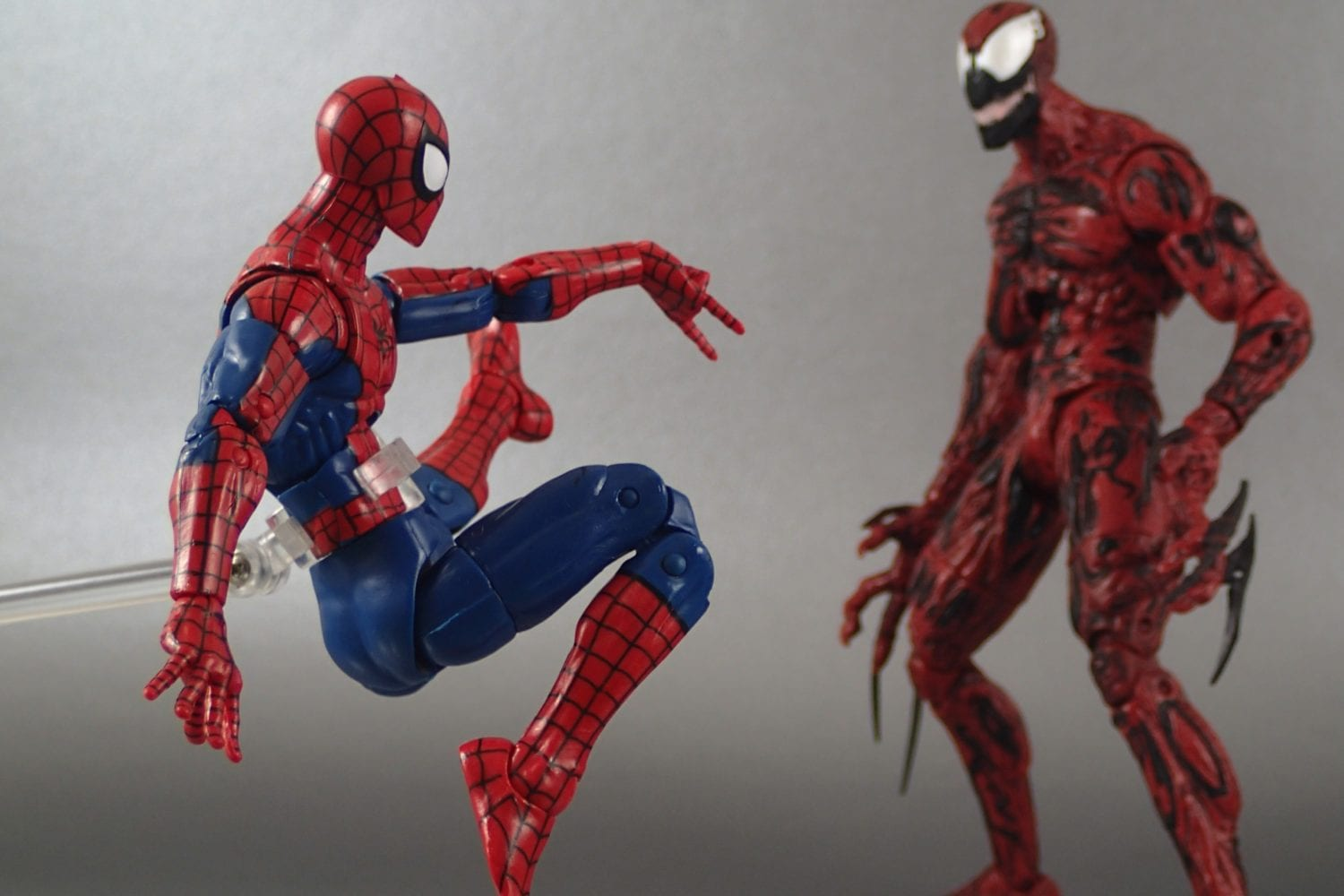 black spiderman vs carnage - photo #25