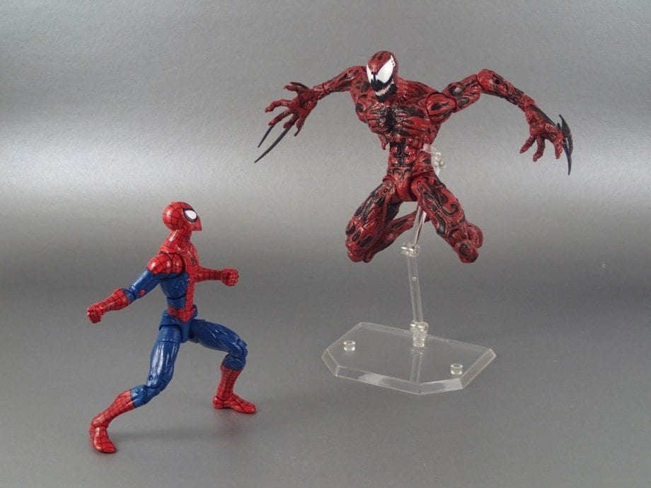 Marvel Legend Marvel Select Spider-Man Carnage