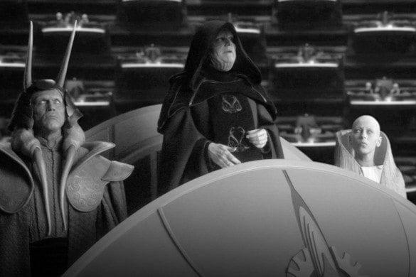 Star Wars politics- Palpatine