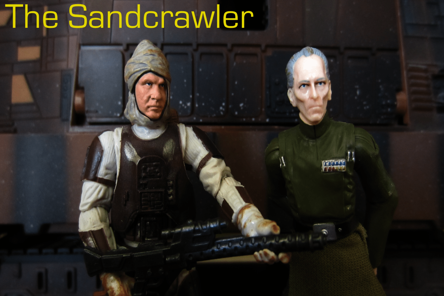 Sandcrawler 1 featured Patriots