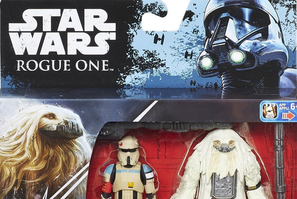 Rogue One Toys Bring A New Hope to Collectors