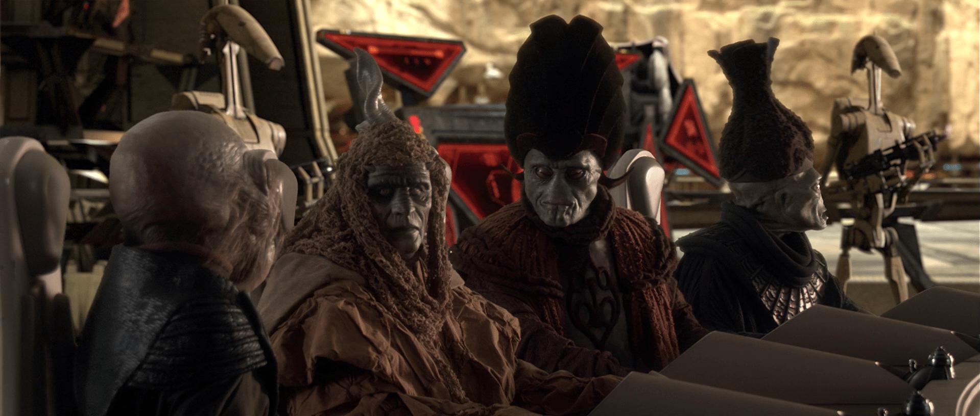 separatists- Star Wars politics
