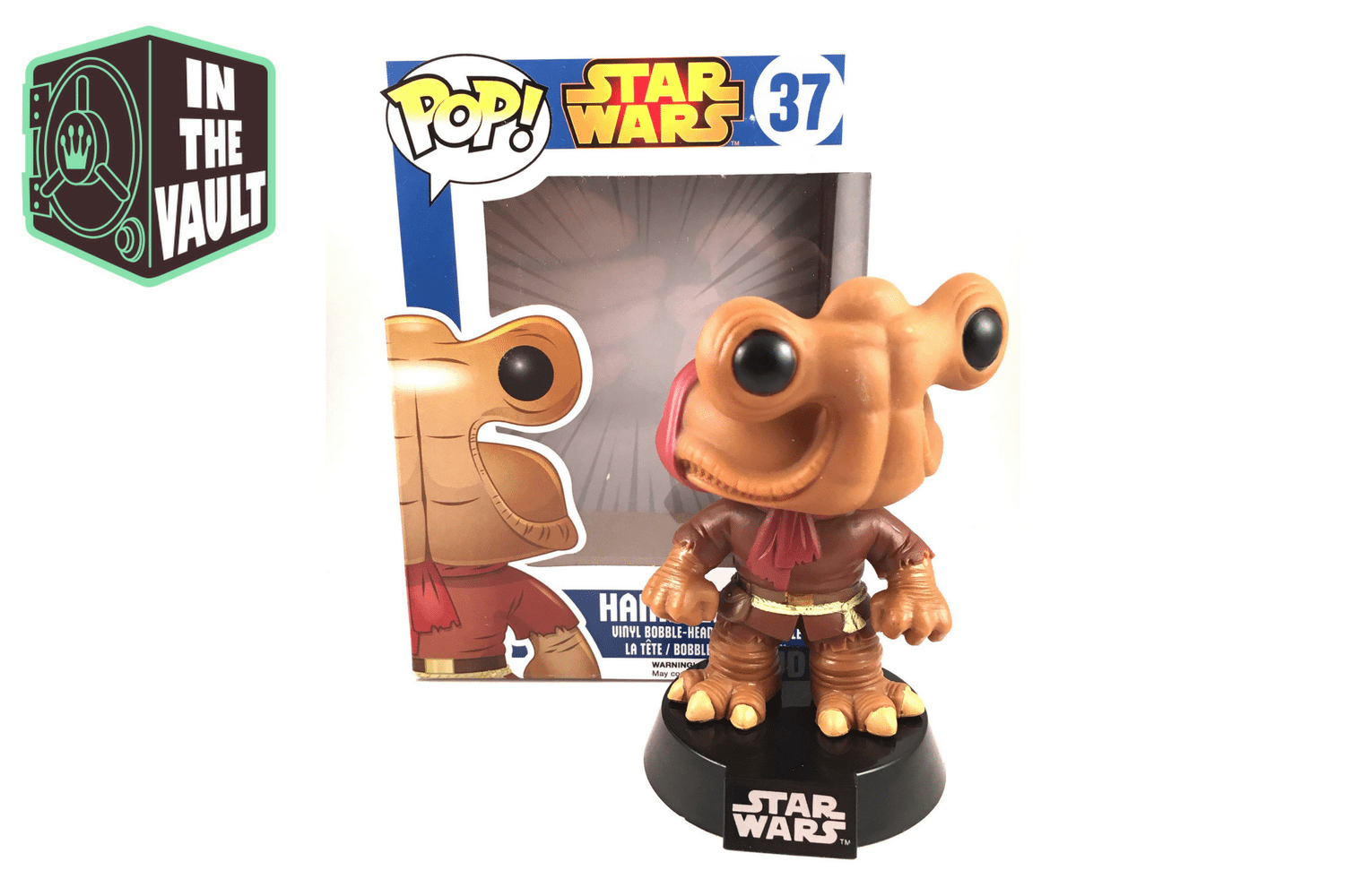 Funko Pop! Star Wars Guide #37 Hammerhead