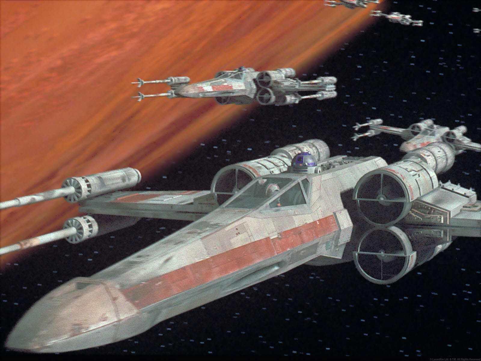 Star Wars politics- X-Wings