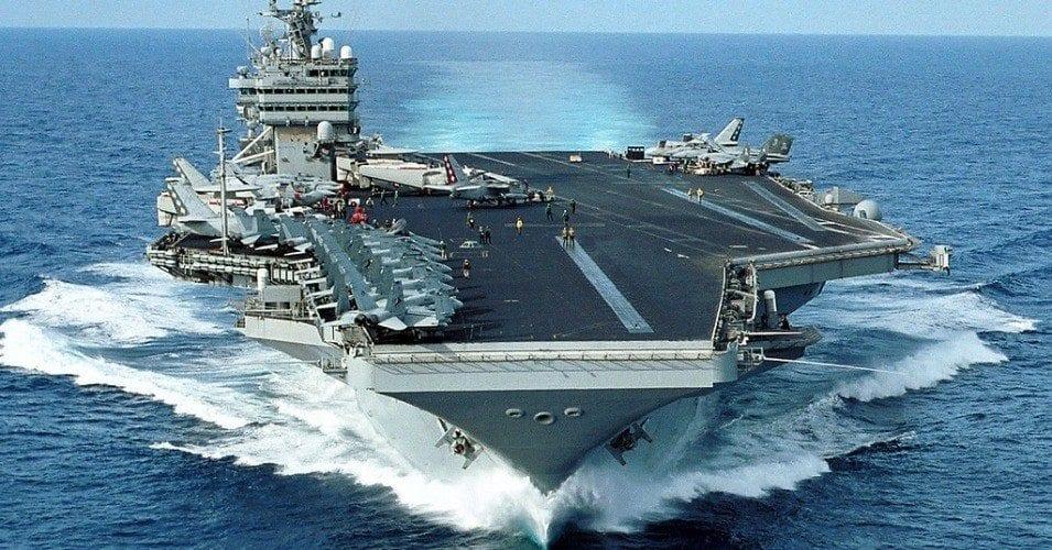 aircraft carrier- Star Wars politics