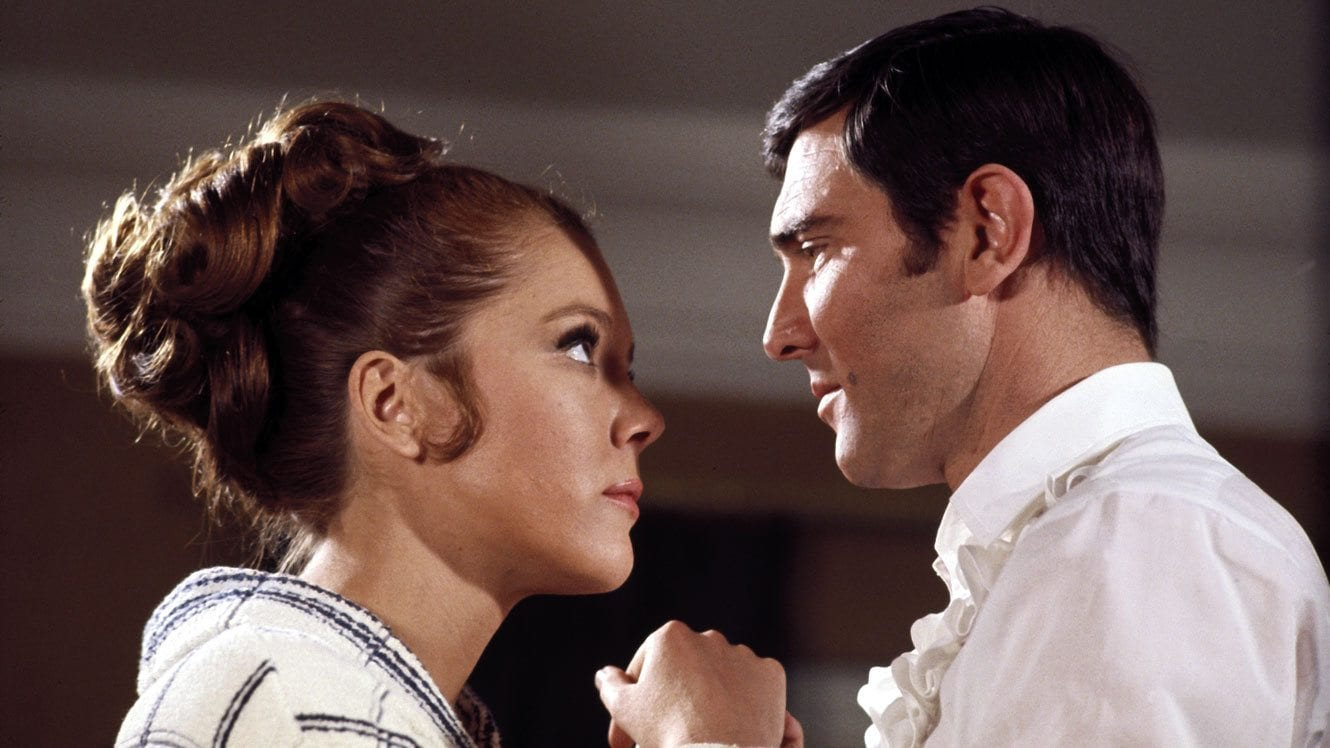 On Her Majesty's Secret Service - Bond and Tracy