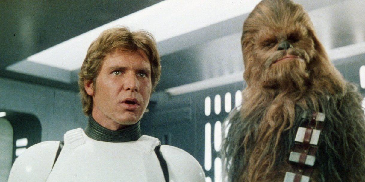 han solo- Star Wars politics
