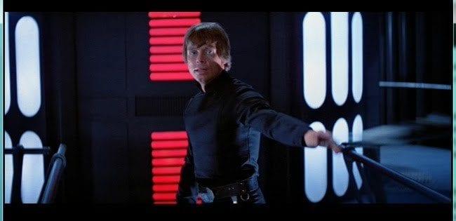 Discard saber- Star Wars politics