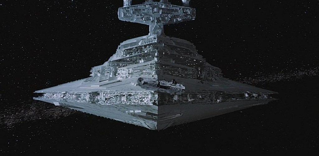 Star Destroyer- Star Wars politics
