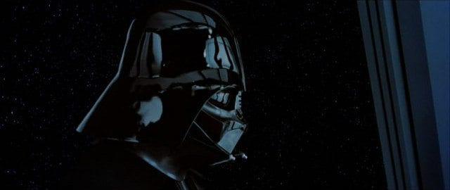 Vader loses Falcon- Star Wars politics