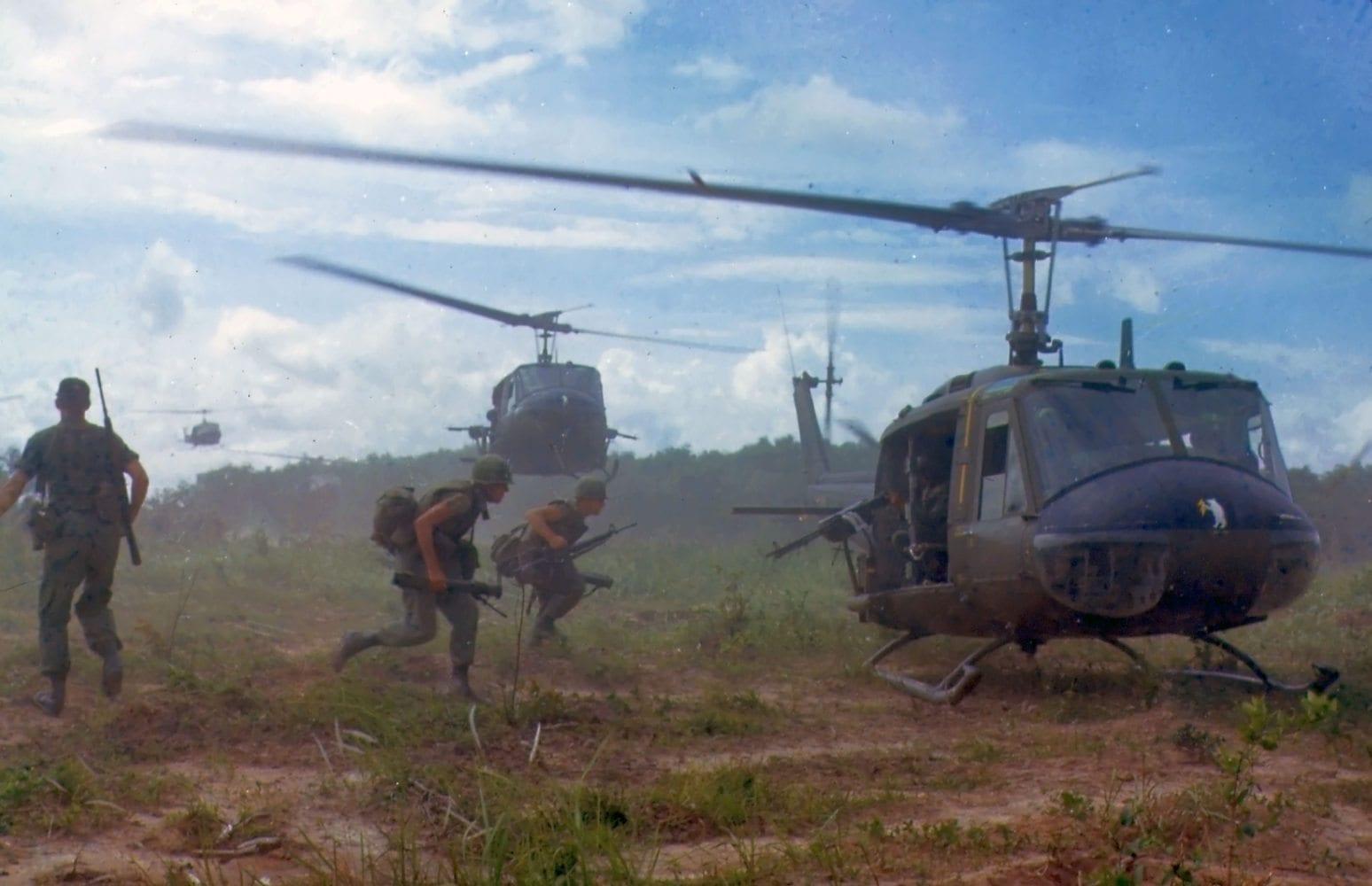 Vietnam War- Star Wars politics
