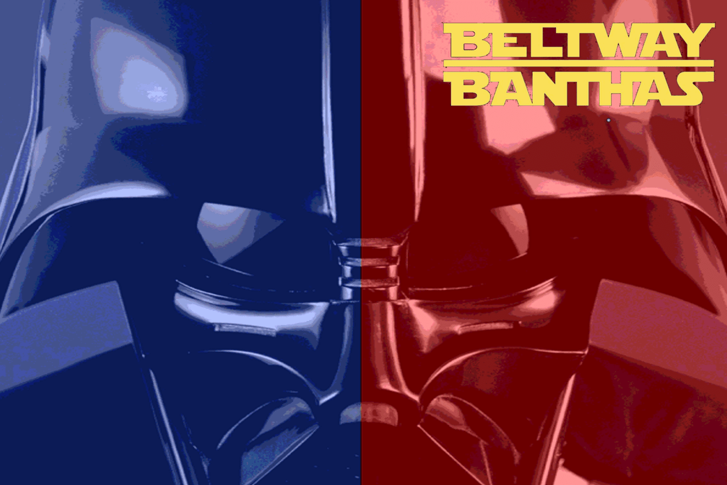 Beltway Banthas #14: Sounding Like a Seperatist