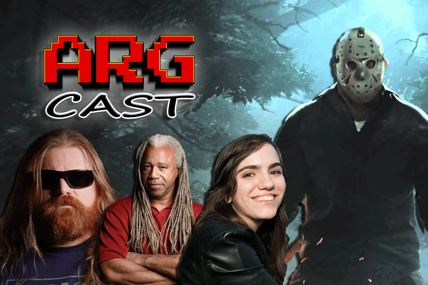 ARGcast #29: Friday the 13th and PS2 Anniversary with Randy Greenback