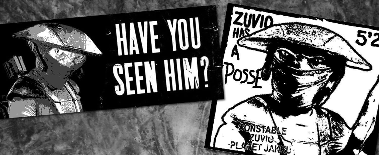 Zuvio Stickers