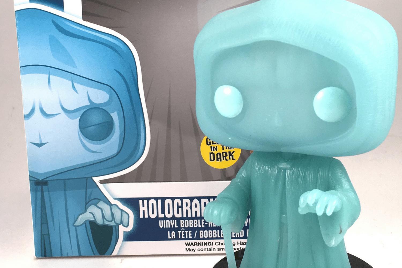Holographic Emperor