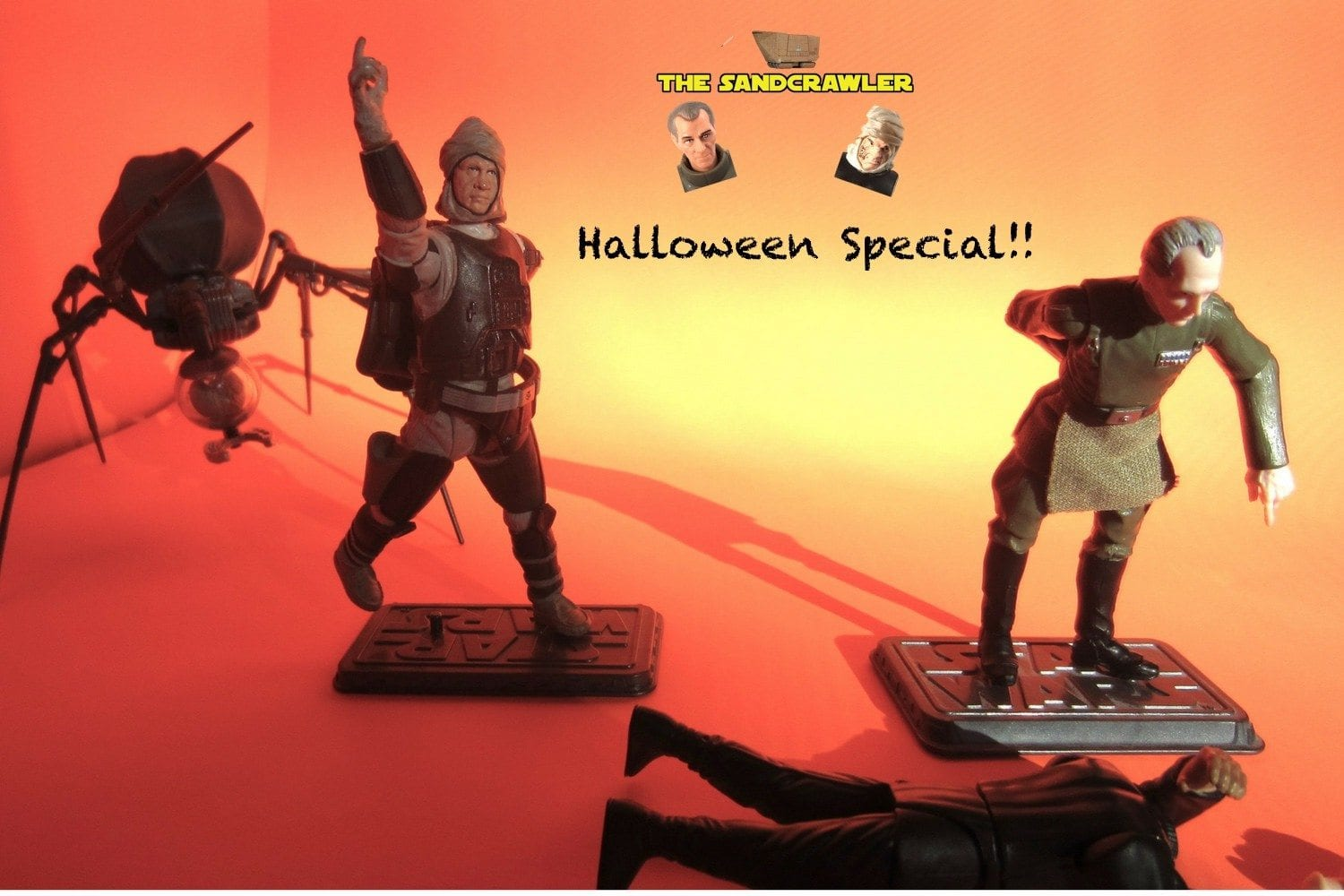 The Sandcrawler #6: Halloween Special Edition!