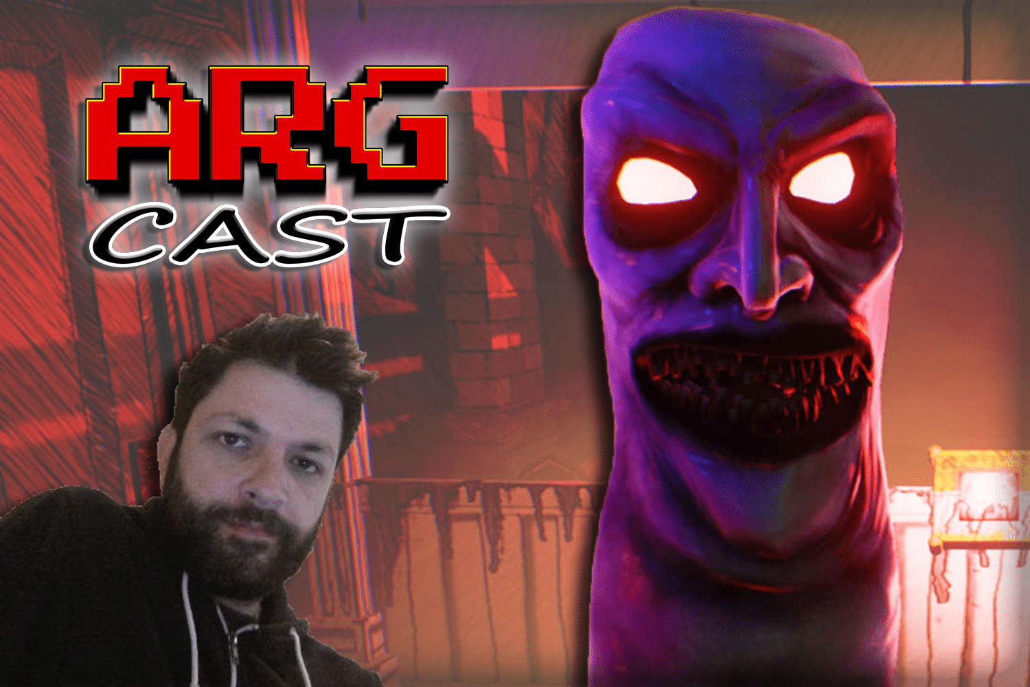 ARGcast #31: Albino Lullaby with Justin Pappas (and Bill Gardner!)
