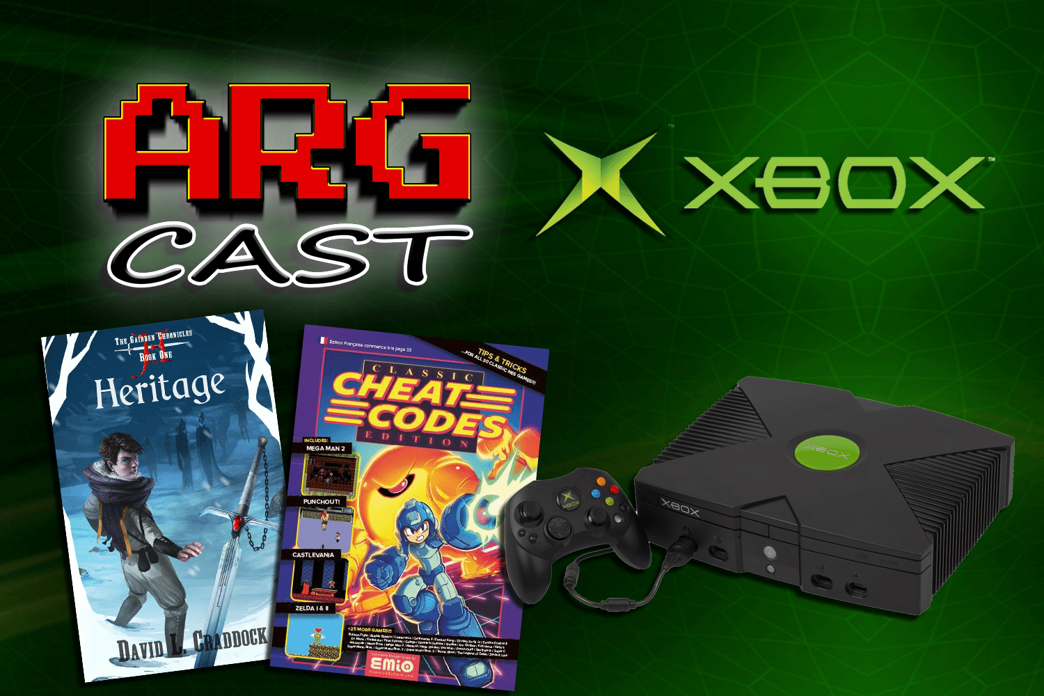ARGcast #32: Celebrating Xbox with Games Writer David Craddock