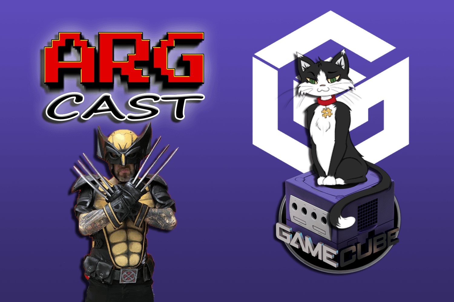 ARGcast #33: Spittin' GameCube with The Hashtagonist and WolverSteve