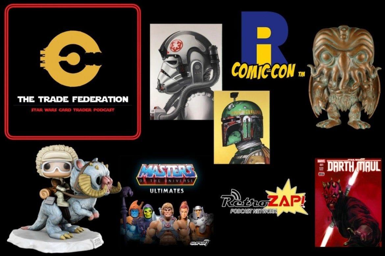 Trade Federation 80 RI Comic Con