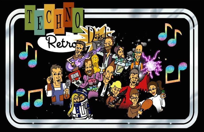 The TechnoRetro Dads Holiday Special Remix Special Edition (2016)