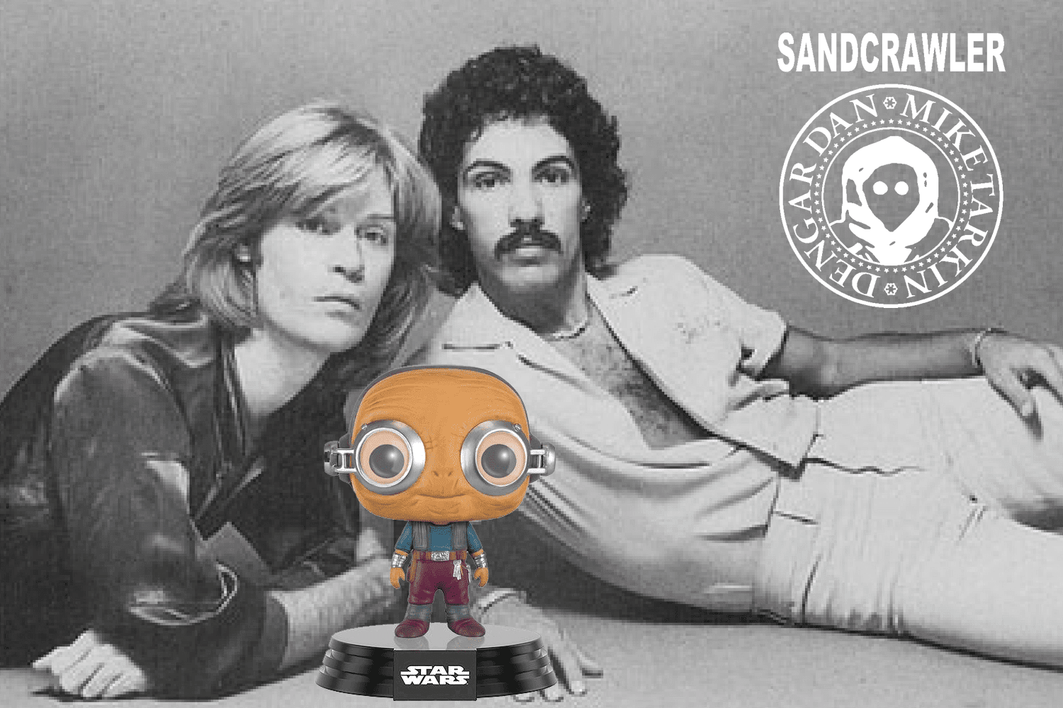 Lead-Laced K-2SO Hall and Oates