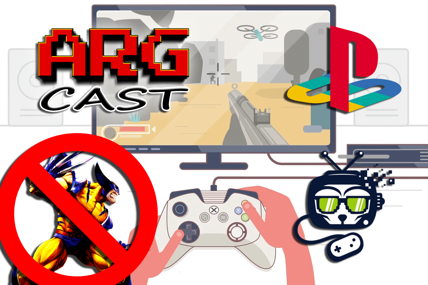 ARGcast #34: PSX-pectations with Gamepump Founder Robert Bowling