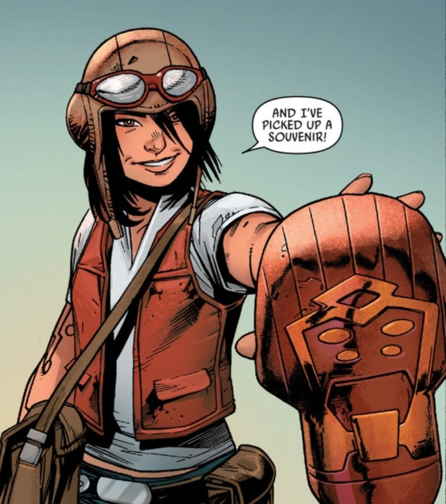 Doctor Aphra #1 The Artifact