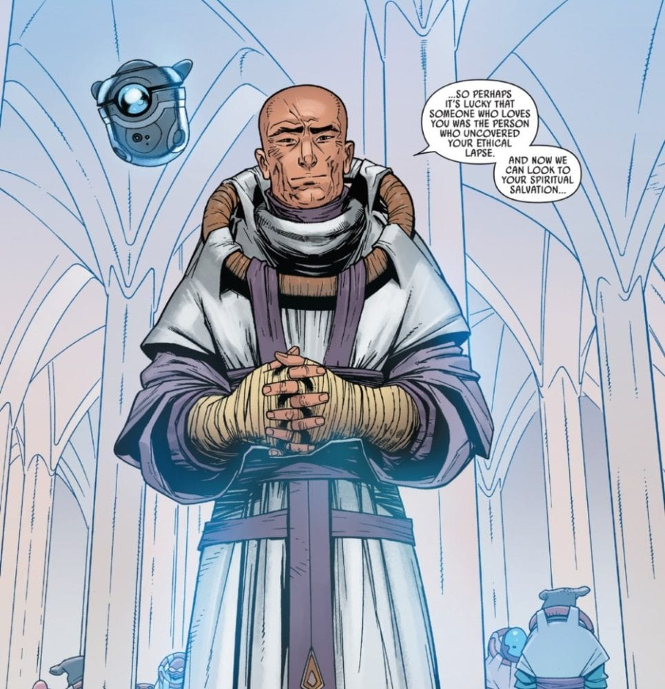 Doctor Aphra #1 Dad