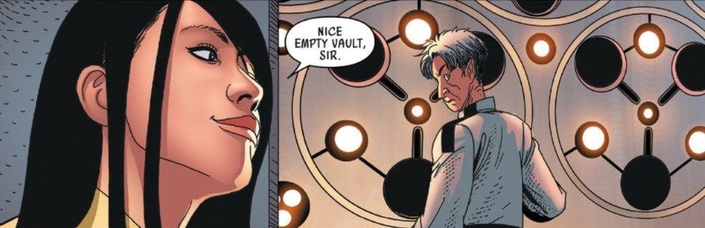 Doctor Aphra #1 Empty Vault