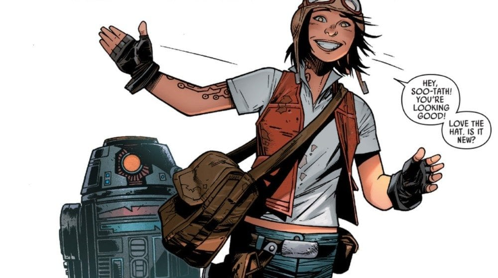 Doctor Aphra #1 Fast Talking
