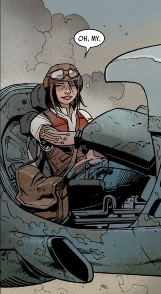 Doctor Aphra #1 Favorite Panel