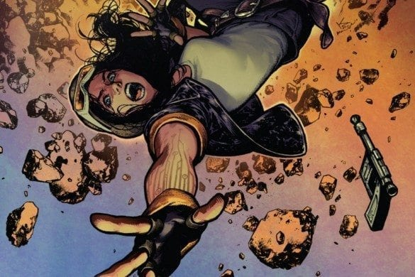 Doctor Aphra 2 Aphra Falling
