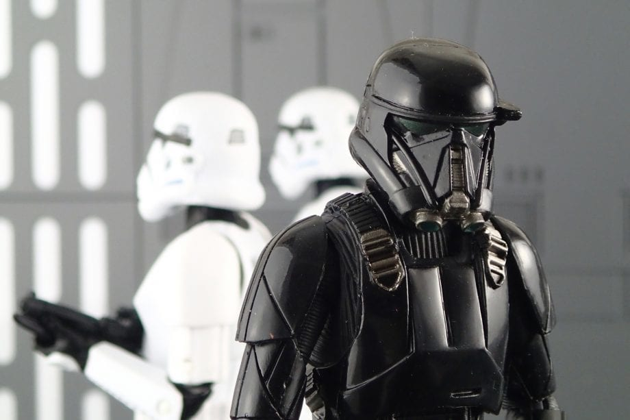 Photographic Plastic: Rogue One Troopers