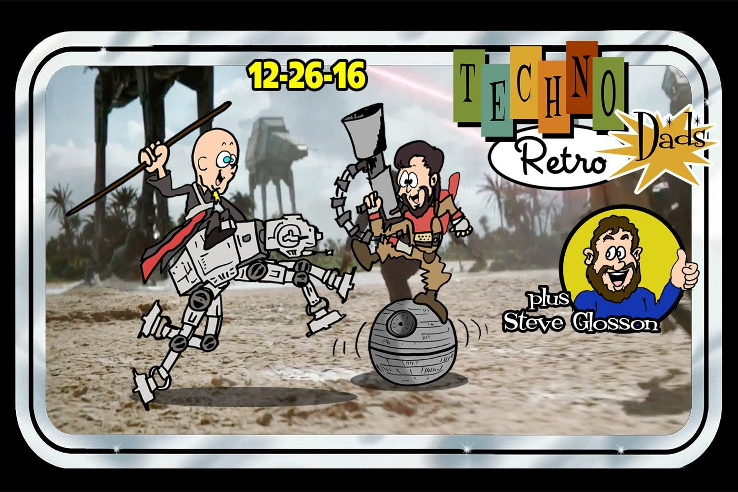 TechnoRetro Dads Rogue One reactions