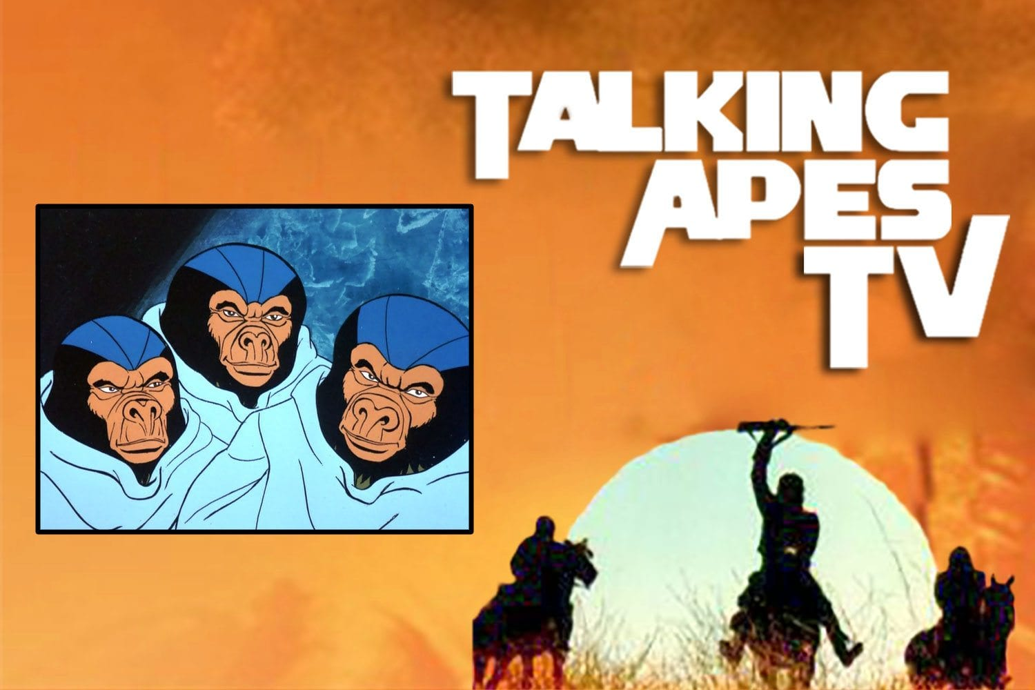 Talking Apes TV: Invasion of the Underdwellers