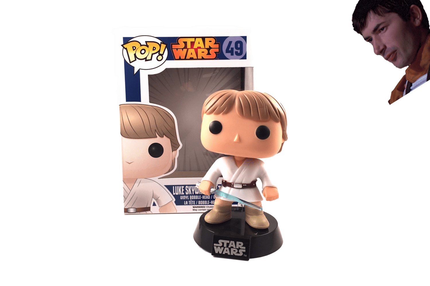 Funko Pop! Star Wars Guide #49 Luke Skywalker Tatooine