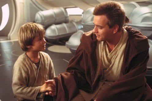 Star Wars tribalism - ani meets obi
